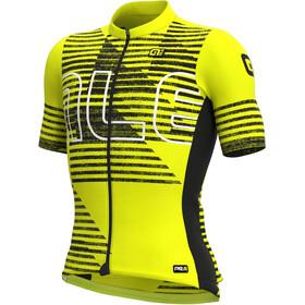 Alé Cycling PRR Horizon SS Jersey Men, fluo yellow